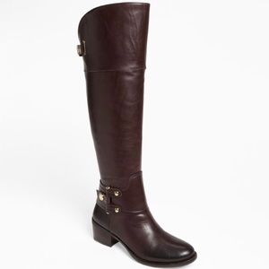 """Vince camuto """"Brooklee over the knee boot"""""""